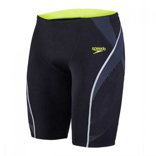 Speedo Fit Splice jammer Black