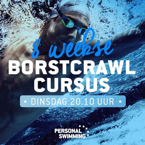 Borstcrawlcursus