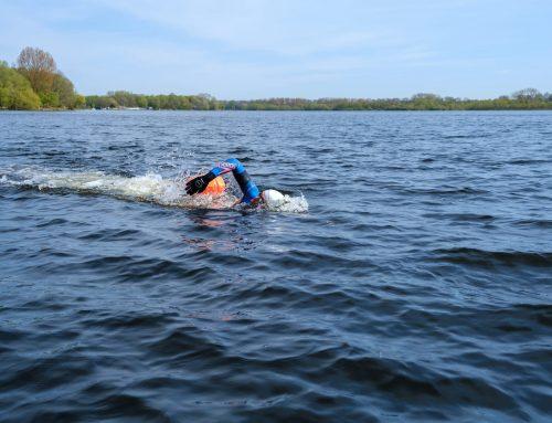 Een bevrijdende duik in het buitenwater