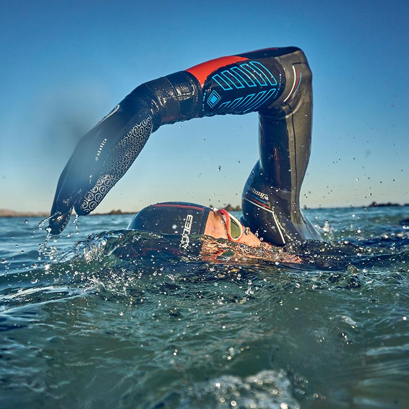 ZONE3Neoprene Strapless Swim Cap