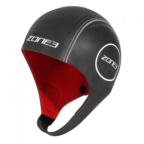 ZONE3 Neoprene Heat-Tech Warmth Swim Cap